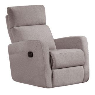 HR045LG (K30) Husky Victoria Reclining Chair Light Gray