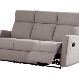HR045LG (K30) Husky Victoria Reclining Sofa Light Gray