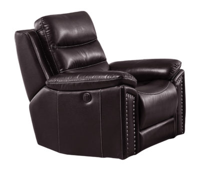 HR050 B (G03) Husky Jetson Reclining Chair Brown