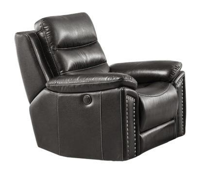 HR050 G (G12) Husky Jetson Reclining Chair Gray
