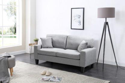 HS280-Husky-Furniture-Zara-Loveseat-Grey-2019