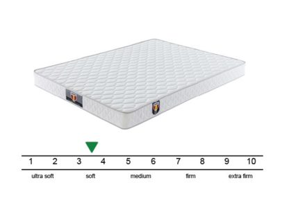 SWEET DREAMS Mattress by Husky Mattress Comfort level