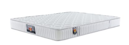 2 Velocity Husky furniture and mattress Velocity spring coils Tight top mattress 1