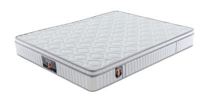 3 Velocity Plus Husky furniture and mattress Bonnell coil euro Pillow top mattress