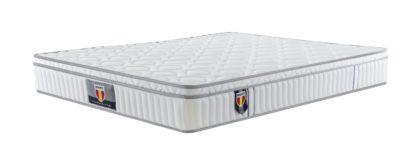 3 Velocity Plus Husky furniture and mattress spring coils euro Pillow top mattress 1