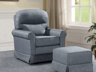 HG328-Husky-Furniture-Laura-Glider-Ottman-Grey-1