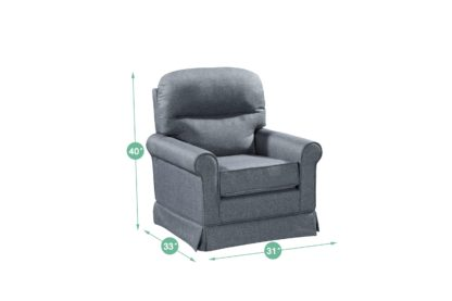 HG328-Husky-Furniture-Laura-Glider-Ottman-Grey-2