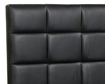 Amelia Headboard - 8002 -Husky-Furniture- Single - Double -Queen- King-Black