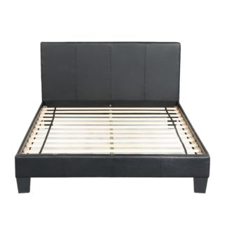 Value Bed 8079-Husky-Furniture- single,twin Double,full- Black-3