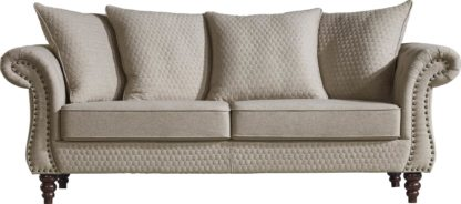 HD1769 -Tessa- Sand-K06.Fabric .Husky Designer Furniture.Sofa