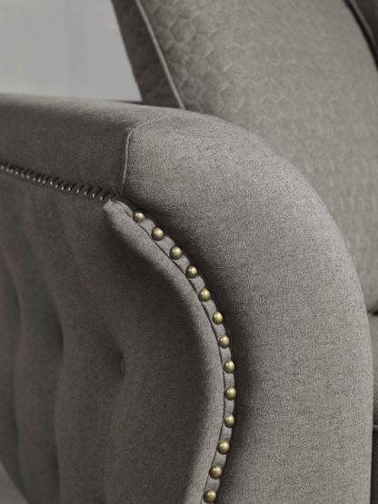 HD1811 -Jesse- Taupe-K25.Fabric .Husky Designer Furniture.Sofa and loveseat.Side3