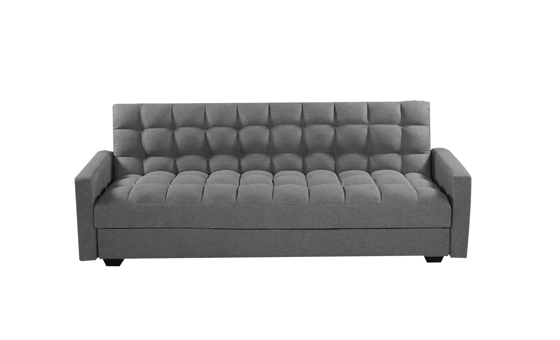 Sara 3 In 1 Sofa Bed Storage Grey