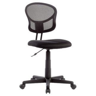 HC8365 - Husky-Furniture- Office Chair - DESK CHAIR Small - Black Mesh