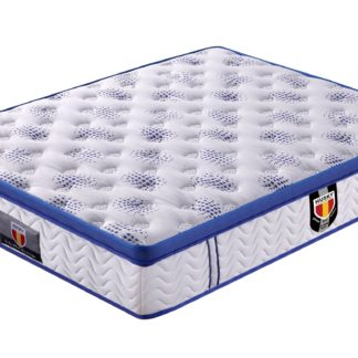 Could Plus, Husky furniture and mattress, five star comfort, HD Pocket spring, Plush euro Pillow top , mattress in a box