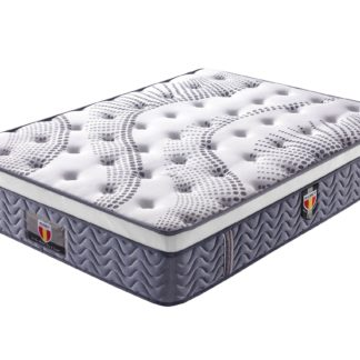 Celeste Husky furniture and Mattresses five star comfort HD Pocket Springs with Gel memory foam euro Pillow Top mattress